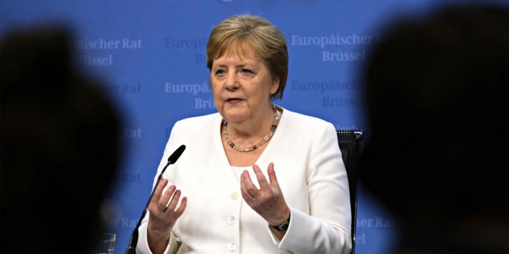 Μέρκελ: Η κρίση του κορονοϊού καθιστά αναγκαία την στενότερη συνεργασία στην Ευρώπη