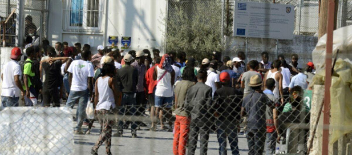 Εικόνες «τουρισμού»: Συμπλοκή παράνομων μεταναστών στη Ρόδο – Χρειάστηκε επέμβαση της αστυνομίας (βίντεο)