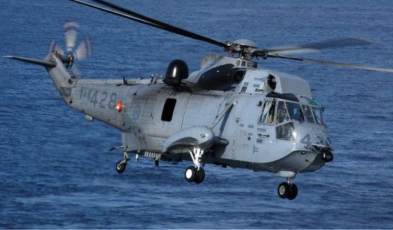 Βρέθηκαν τα συντρίμμια του ΝΑΤΟϊκού ελικοπτέρου που συνετρίβη στο Ιόνιο