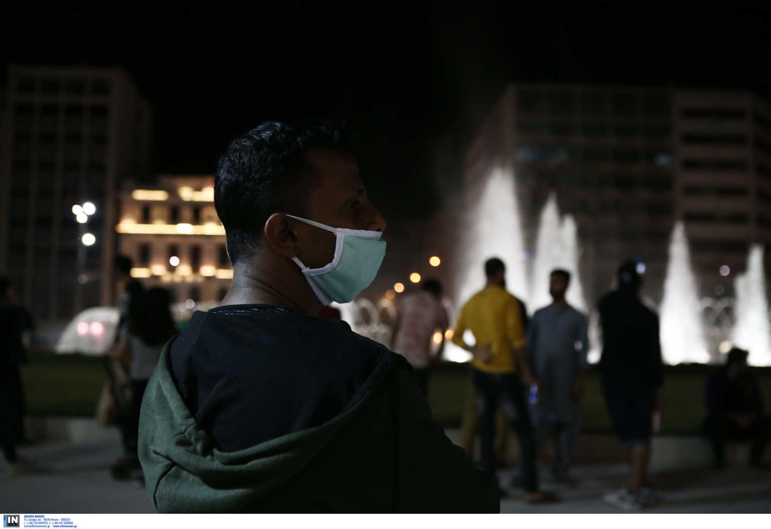 «Δηλητήριο» ΣΥΡΙΖΑ για την πλατεία Ομονοίας και τον… κορονοϊό!
