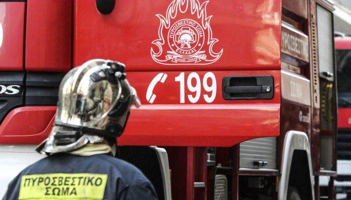 Χανιά: Φωτιά σε υπόγειο σπιτιού κινητοποίησε την Πυροσβεστική