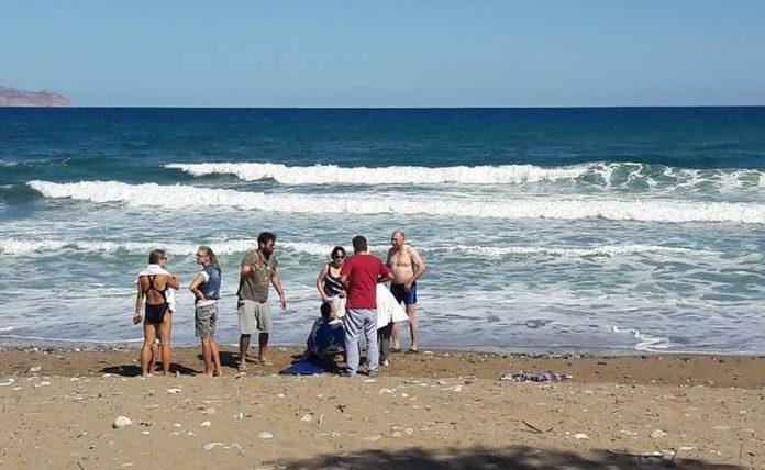 Την ανέσυραν νεκρή από την θάλασσα! Από νωρίς ξεκίνησαν οι πνιγμοί στις παραλίες της Κρήτης
