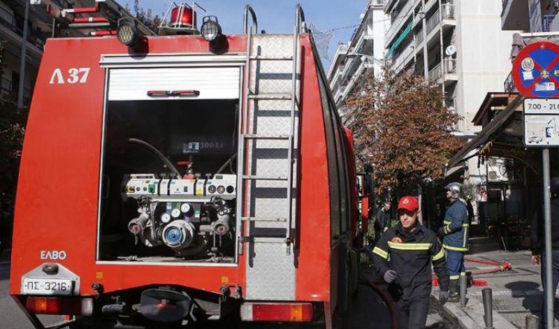 Μπαράζ εμπρησμών τα ξημερώματα στη δυτική Θεσσαλονίκη