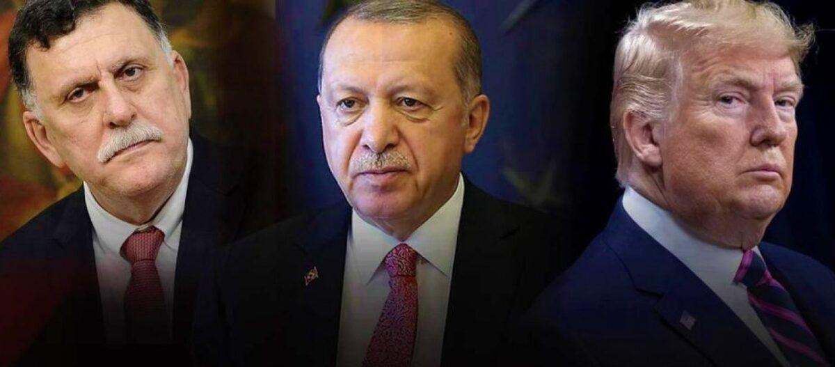 «Ηλεκτροσόκ» στην Αθήνα: Οι ΗΠΑ στέλνουν στρατεύματα στην Λιβύη για να στηρίξουν την τουρκόφιλη κυβέρνηση Σάρατζ