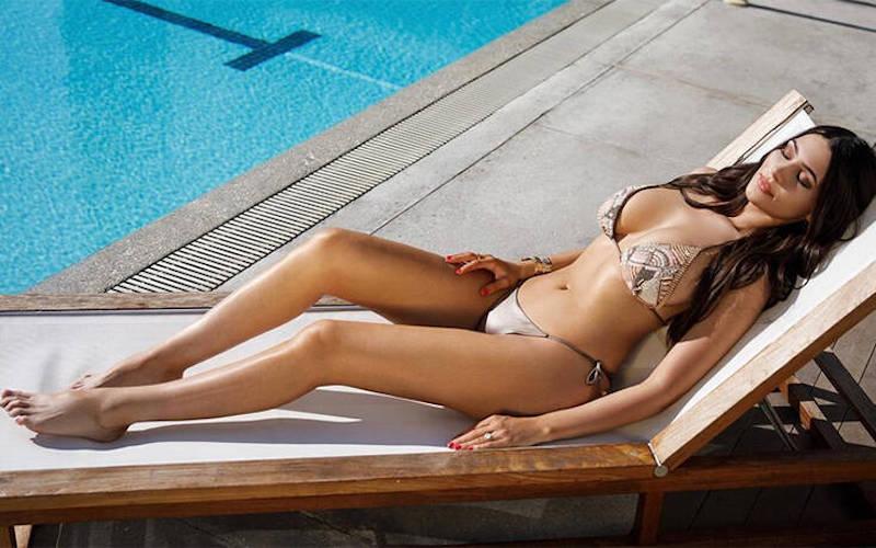Η Jenna Jenovich «δυναμιτίζει» τους θαυμαστές της με τις αναρτήσεις της