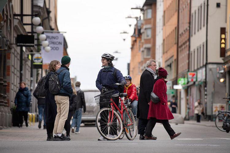 Σουηδία : Ένας στους πέντε κατοίκους της Στοκχόλμης προσβλήθηκε από κοροναϊό