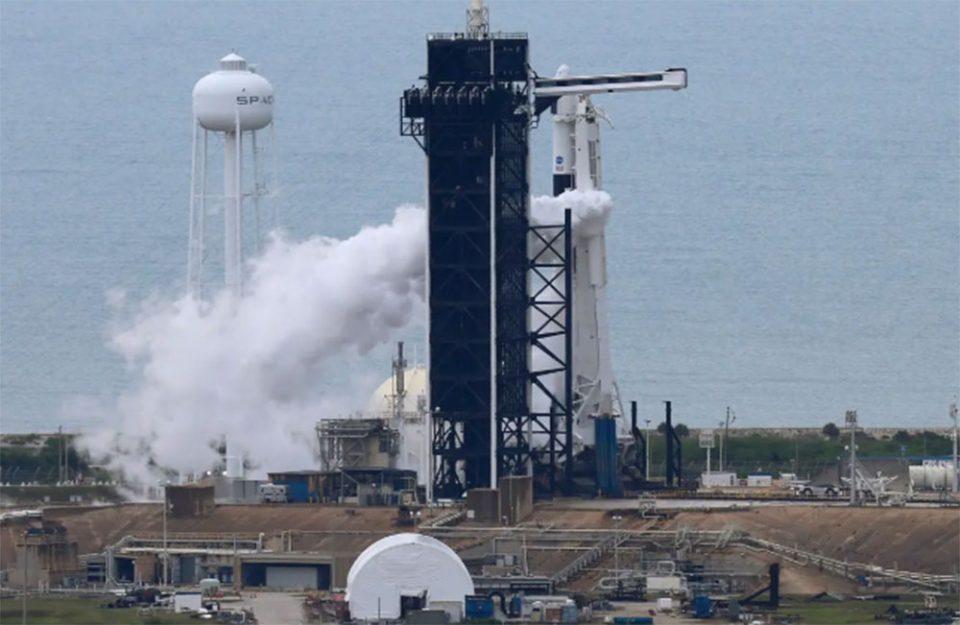 SpaceX: Το Crew Dragon προσδέθηκε στον Διεθνή Διαστημικό Σταθμό