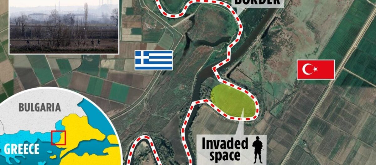 The Sun: «Τουρκικά στρατεύματα εισέβαλαν στην Ελλάδα και κατέλαβαν έδαφος»