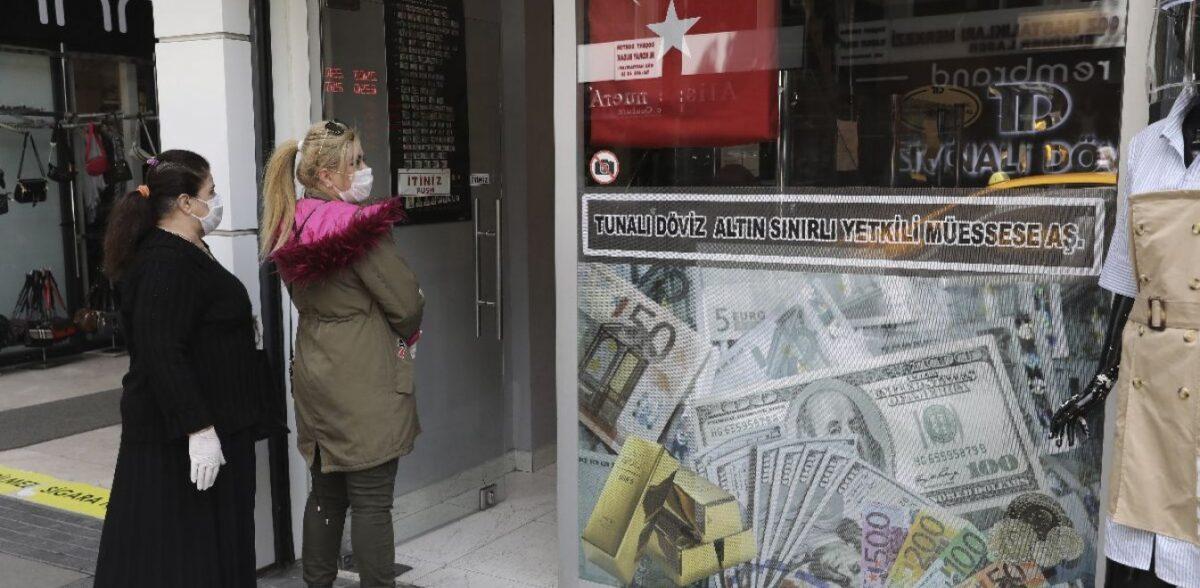 Αποκαλύψεις από την τουρκική αντιπολίτευση: Τύπωσε 56 δισ. λίρες ο Ερντογάν!