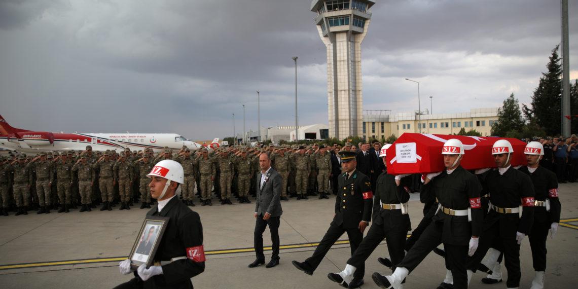 Συρία: Ένας Τούρκος στρατιώτης νεκρός από έκρηξη στην επαρχία Ιντλίμπ