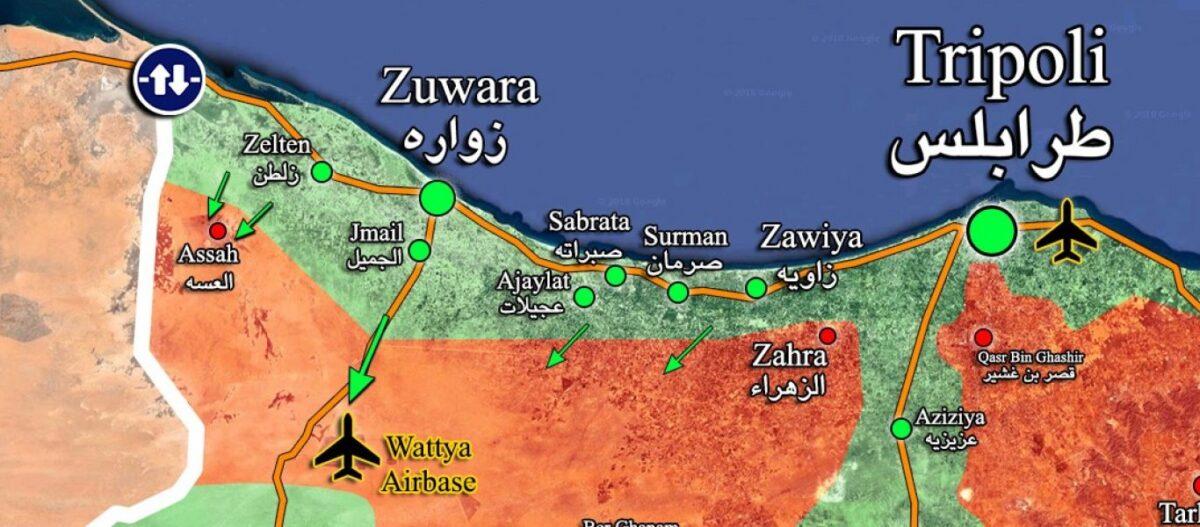 Ανατράπηκε η κατάσταση στην Λιβύη: Μεγάλες νίκες πέτυχαν οι φιλότουρκοι του GNA – Κατέλαβαν πόλεις στρατηγικής σημασίας