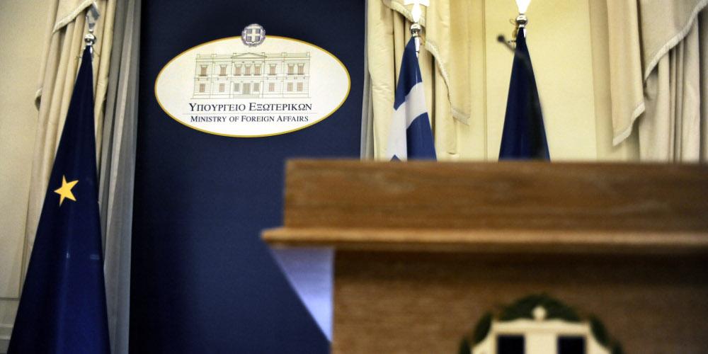 ΥΠΕΞ για Έβρο: Καμία ξένη δύναμη δεν βρίσκεται σε ελληνικό έδαφος