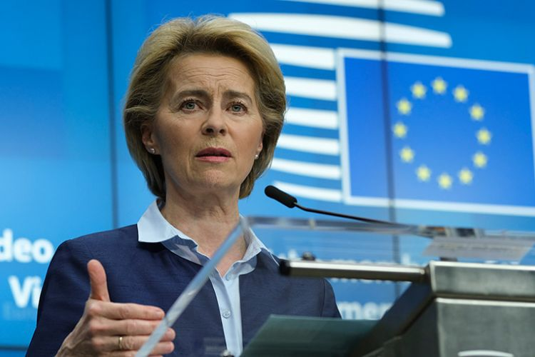 Έκτακτη Ολομέλεια του ΕΚ: «Η ευρωπαϊκή αλληλεγγύη επιστρέφει»