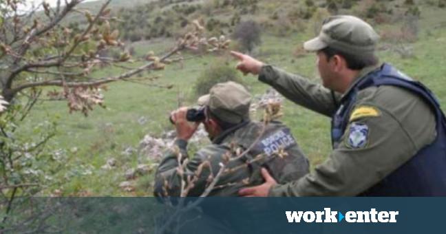 Συνοριοφύλακες 2020: Έρχονται 480 νέες προσλήψεις συνοριοφυλάκων