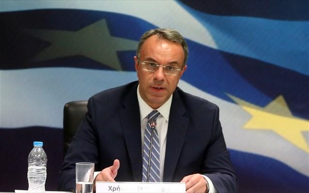 Χρ. Σταϊκούρας: Κατηγορηματικό όχι για μείωση μισθών και συντάξεων