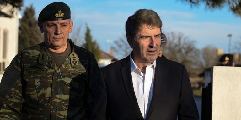 Στον Εβρο ο Μιχάλης Χρυσοχοΐδης -Σε ποια σημεία ενισχύονται με αστυνομικές δυνάμεις τα σύνορα