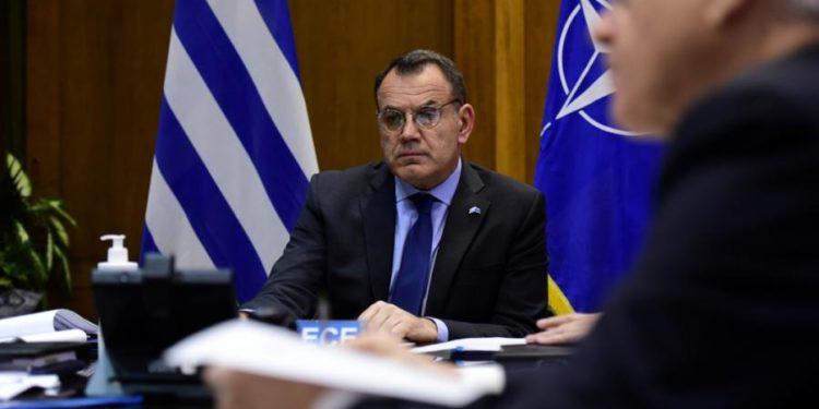 Παναγιωτόπουλος: «Αυτή την στιγμή δεν υπάρχουν όροι καλής γειτονίας με την Τουρκία»