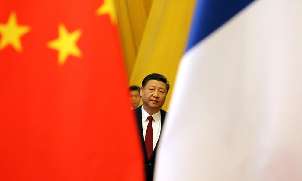 """Η Κίνα στηρίζει Ελλάδα-Αίγυπτο: """"Παράνομες οι τουρκικές διεκδικήσεις"""""""