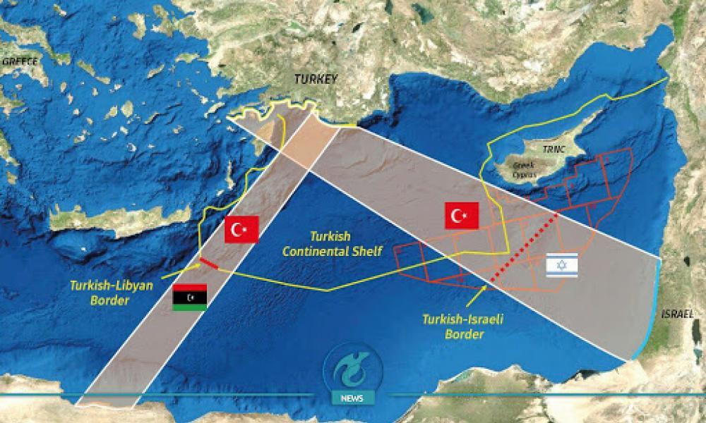 """Παλαιστινιακή Αρχή: """"Είμαστε έτοιμοι για οριοθέτηση ΑΟΖ με την Τουρκία"""""""