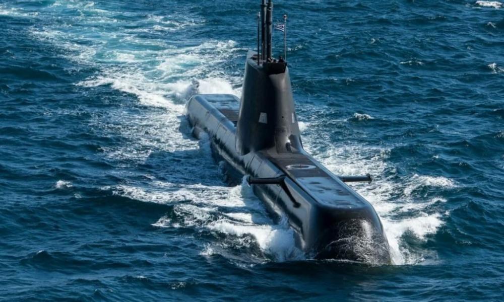 Κρίσιμες μέρες στην ελληνική υφαλοκρηπίδα: Στην πρώτη γραμμή τα υποβρύχια τύπου 214