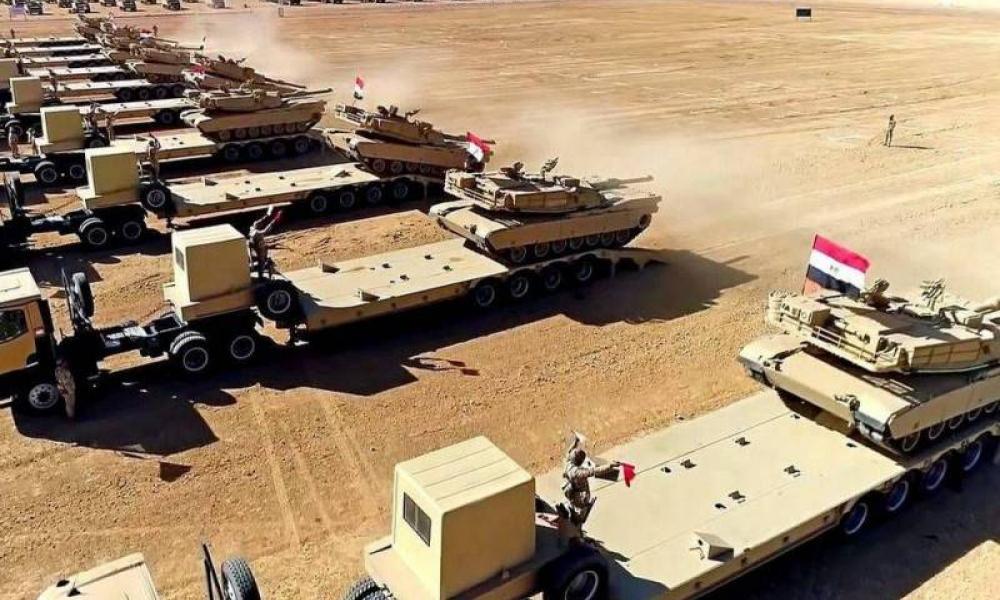 """Αιγύπτιος ΥΠΑΜ: """"Στα ανώτερα επίπεδα ετοιμότητας ο στρατός"""""""