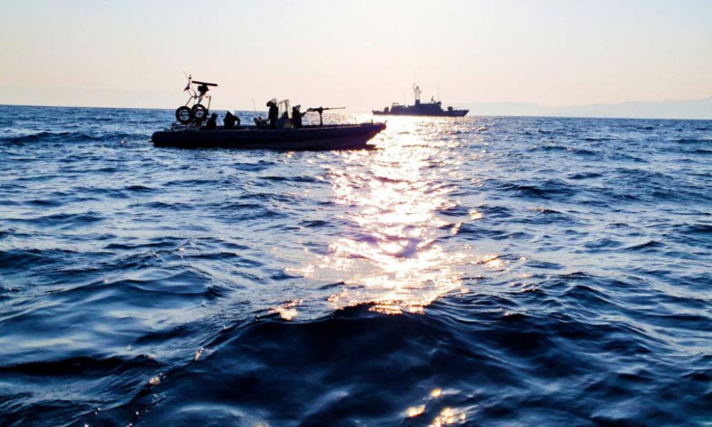 Πολεμικό Ναυτικό: Ελληνο-ιταλική συνεκπαίδευση βόρεια της Κρήτης