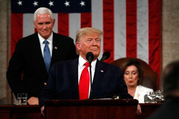 H Κίνα προκαλεί τον Τραμπ: «Μην κρύβεστε, κύριε πρόεδρε»