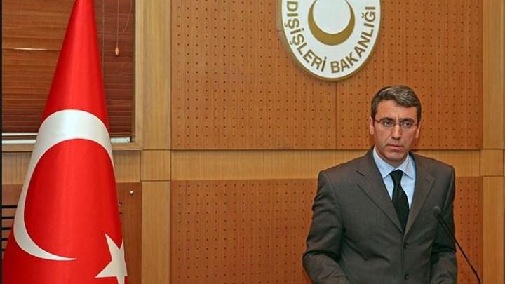 """Προκλητικός ο Τούρκος πρέσβης στην Αθήνα: """"Νόμιμες οι έρευνές μας"""", είπε στο ελληνικό ΥΠΕΞ – ΒΙΝΤΕΟ"""
