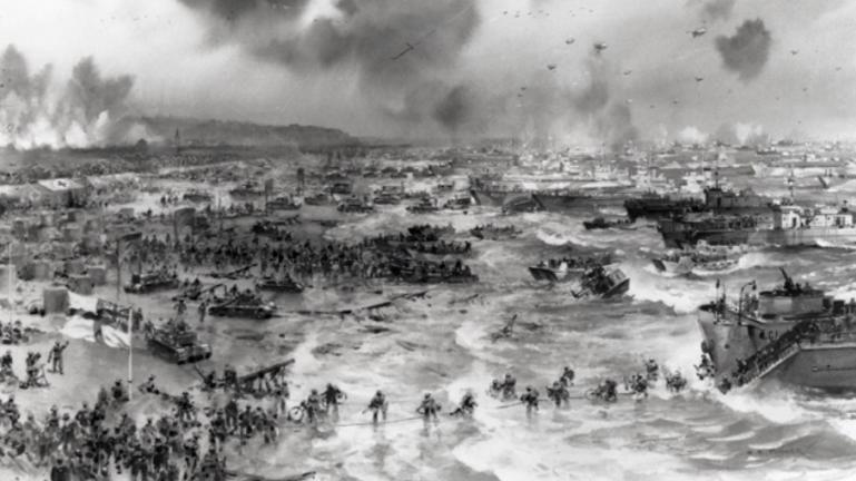 Η D-Day που άλλαξε την πορεία του πολέμου