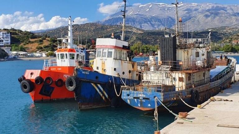 Πίσω στη Σμύρνη τα πλοία που είχαν κατασχεθεί στην Αγία Γαλήνη