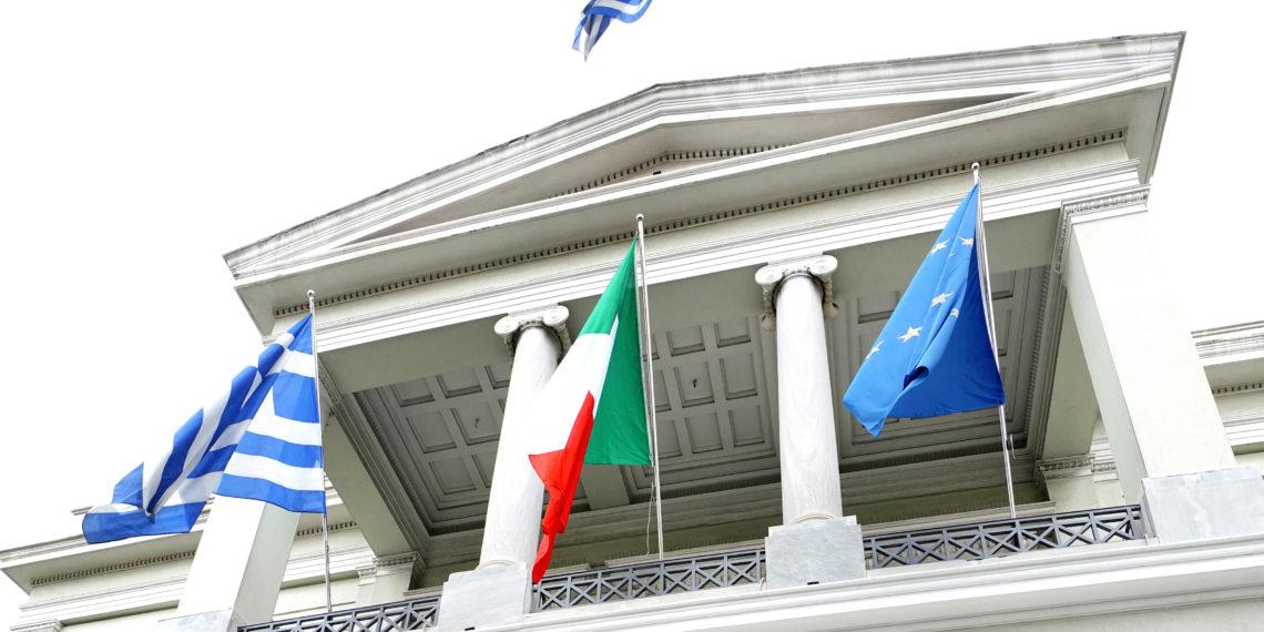 Υπογράφεται η ΑΟΖ μεταξύ Ελλάδας-Ιταλίας