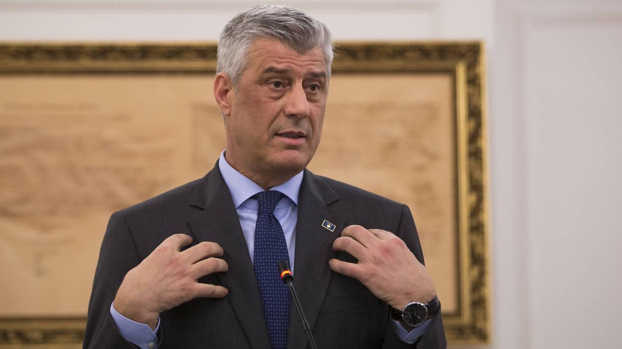 Κατηγορούμενος για εγκλήματα πολέμου ο πρόεδρος του Κοσόβου