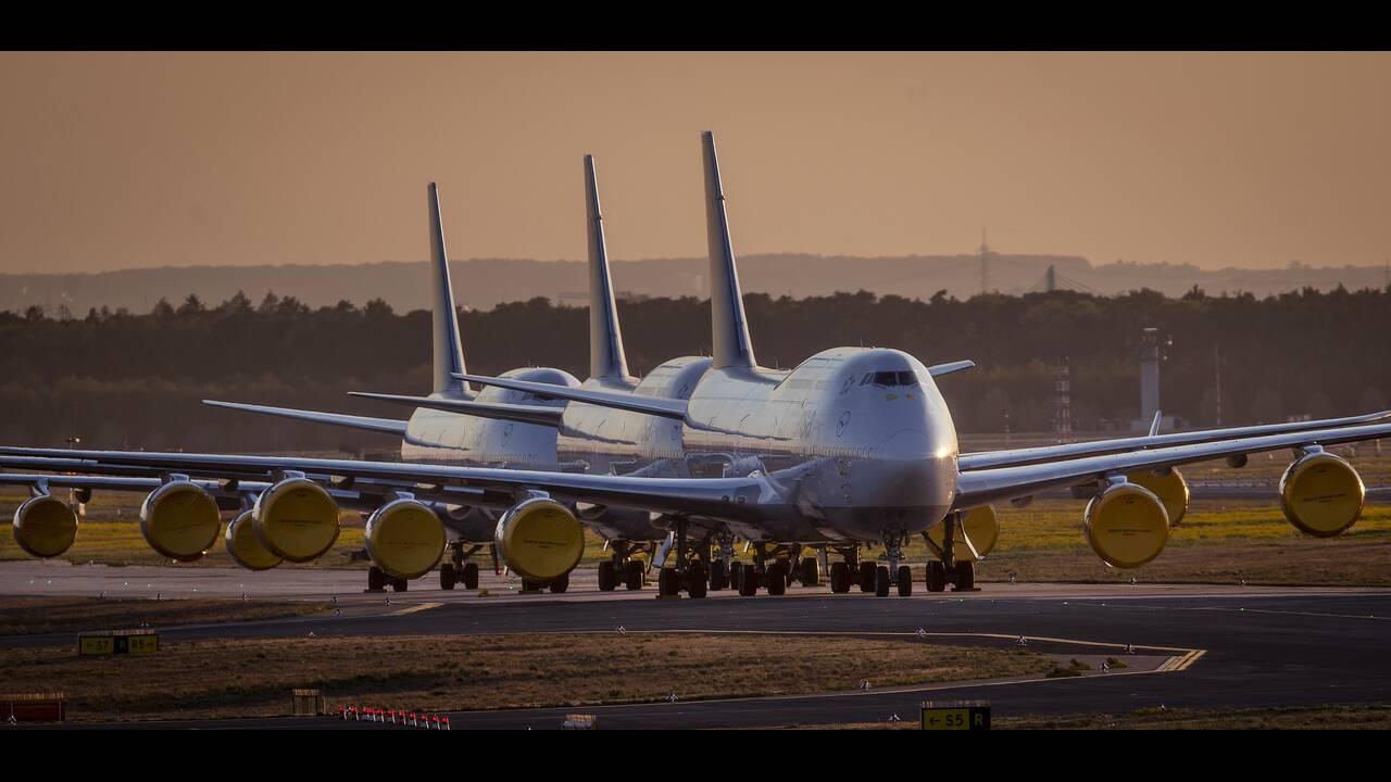 Η Ε.Ε. ενέκρινε πακέτο διάσωσης της Lufthansa ύψους 6,6 δισ.