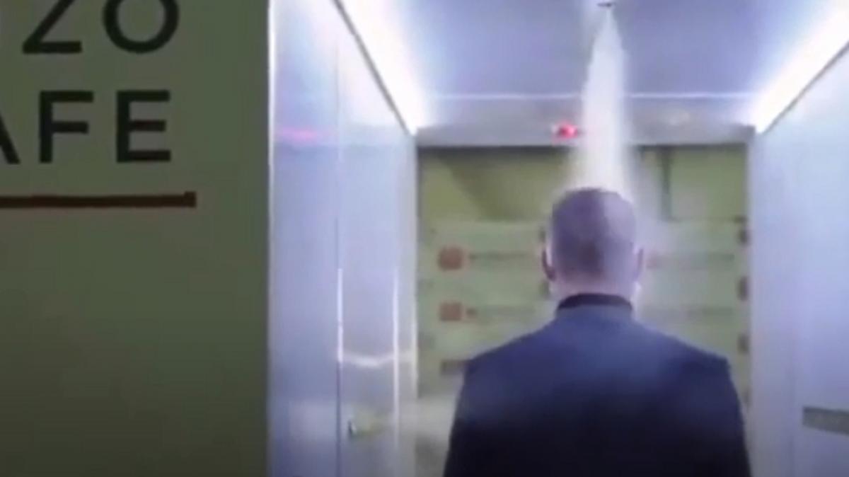 Το τούνελ που προστατεύει τον Πούτιν από τον κορωνοϊό
