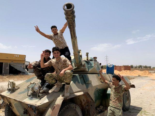 ΟΗΕ: Αναφορές για λεηλασίες σε περιοχές που ανακατέλαβε ο Σάρατζ στη Λιβύη