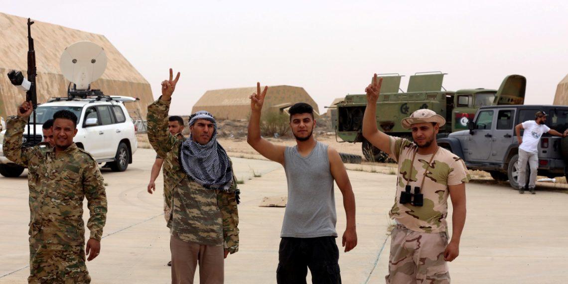 Λιβύη: Ο Σάρατζ ισχυρίζεται ότι κατέλαβε προπύργιο του Χάφταρ