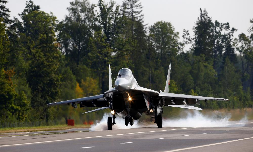 """Ρωσικά ΜΜΕ για MiG-29: """"Η Συρία πλέον μπορεί να καταρρίπτει τουρκικά F-16"""""""