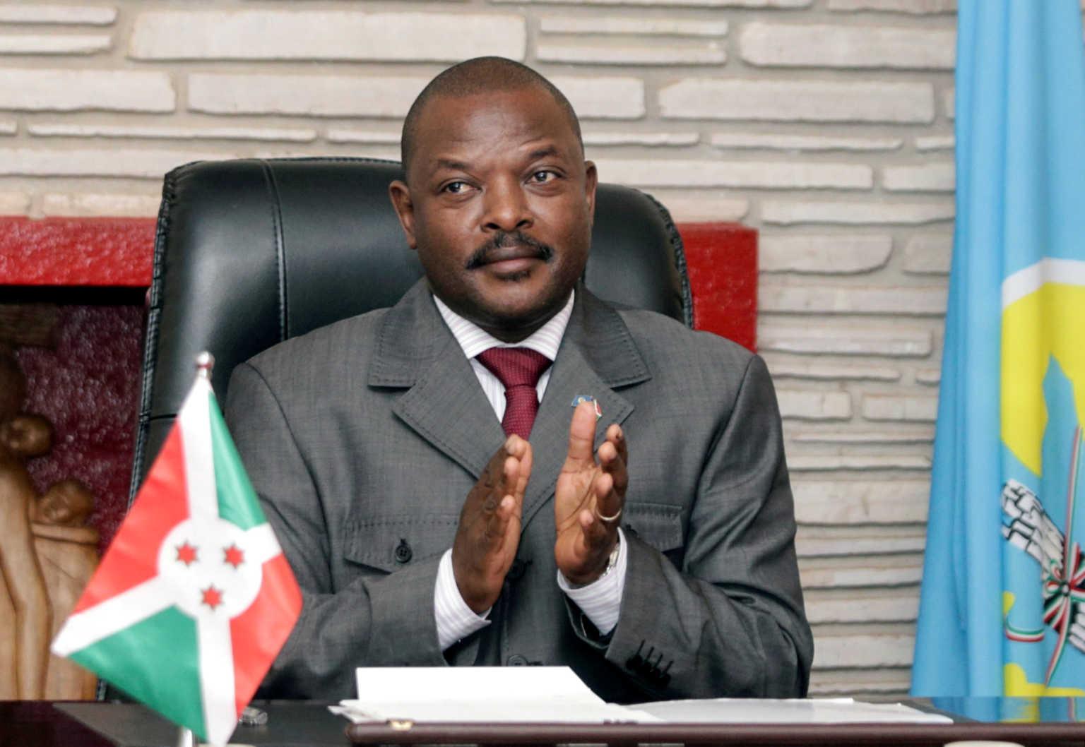Ο πρόεδρος του Μπουρούντι ο πρώτος νεκρός αρχηγός κράτους από κορονοϊό;