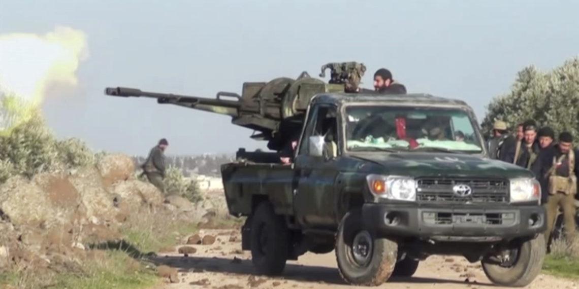 Συρία: Σύννεφα πολέμου πάνω από το Ιντλίμπ με το Συριακό στρατό να συγκεντρώνει τις δυνάμεις του
