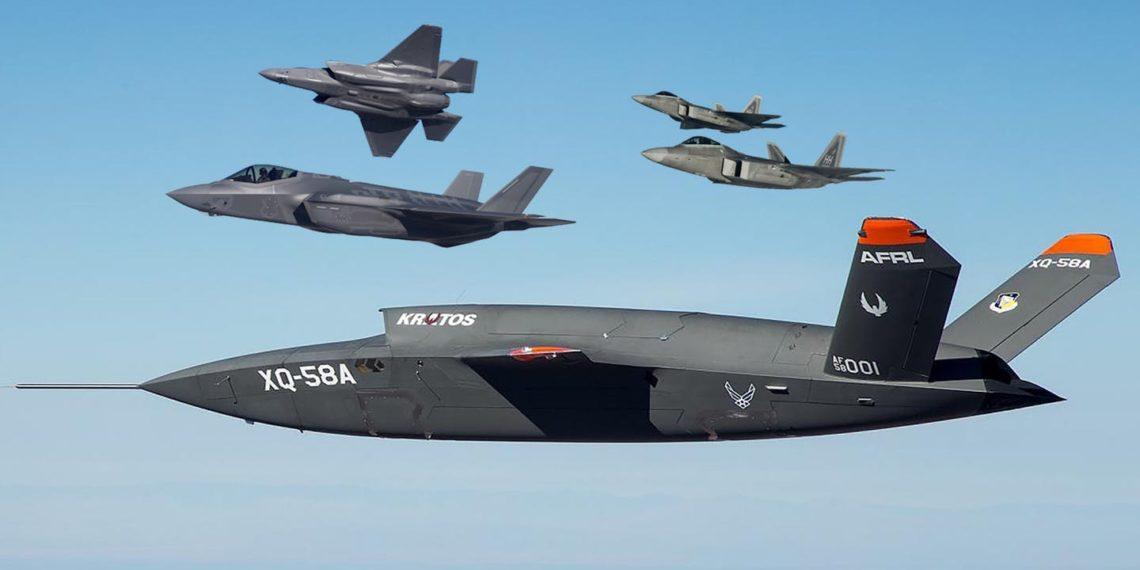 Μη επανδρωμένα αεροσκάφη εναντίον F-35! Μία «αερομαχία» που θα καθορίσει το μέλλον κάθε αεροπορίας