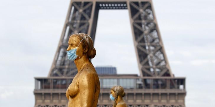 Γαλλία – Κορωνοϊός: Πρωτοφανής αύξηση κρουσμάτων