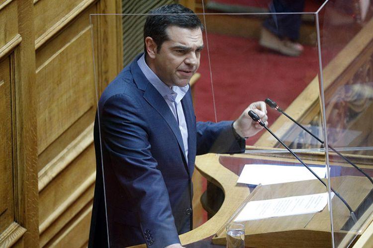 Αλ. Τσίπρας: Αντιδραστική θεσμική τομή με στόχο την ίδια την Δημοκρατία