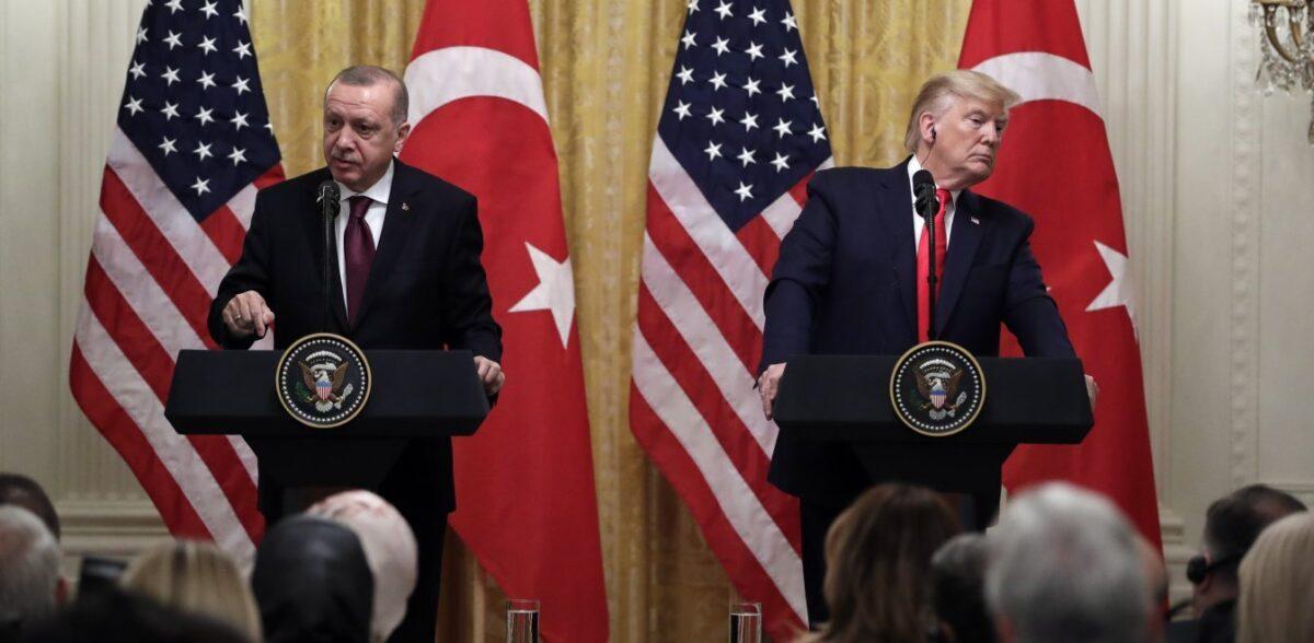 Ανάλυση Ιγνατίου: Καμία παρέμβαση των ΗΠΑ για την επιθετικότητα της Τουρκίας