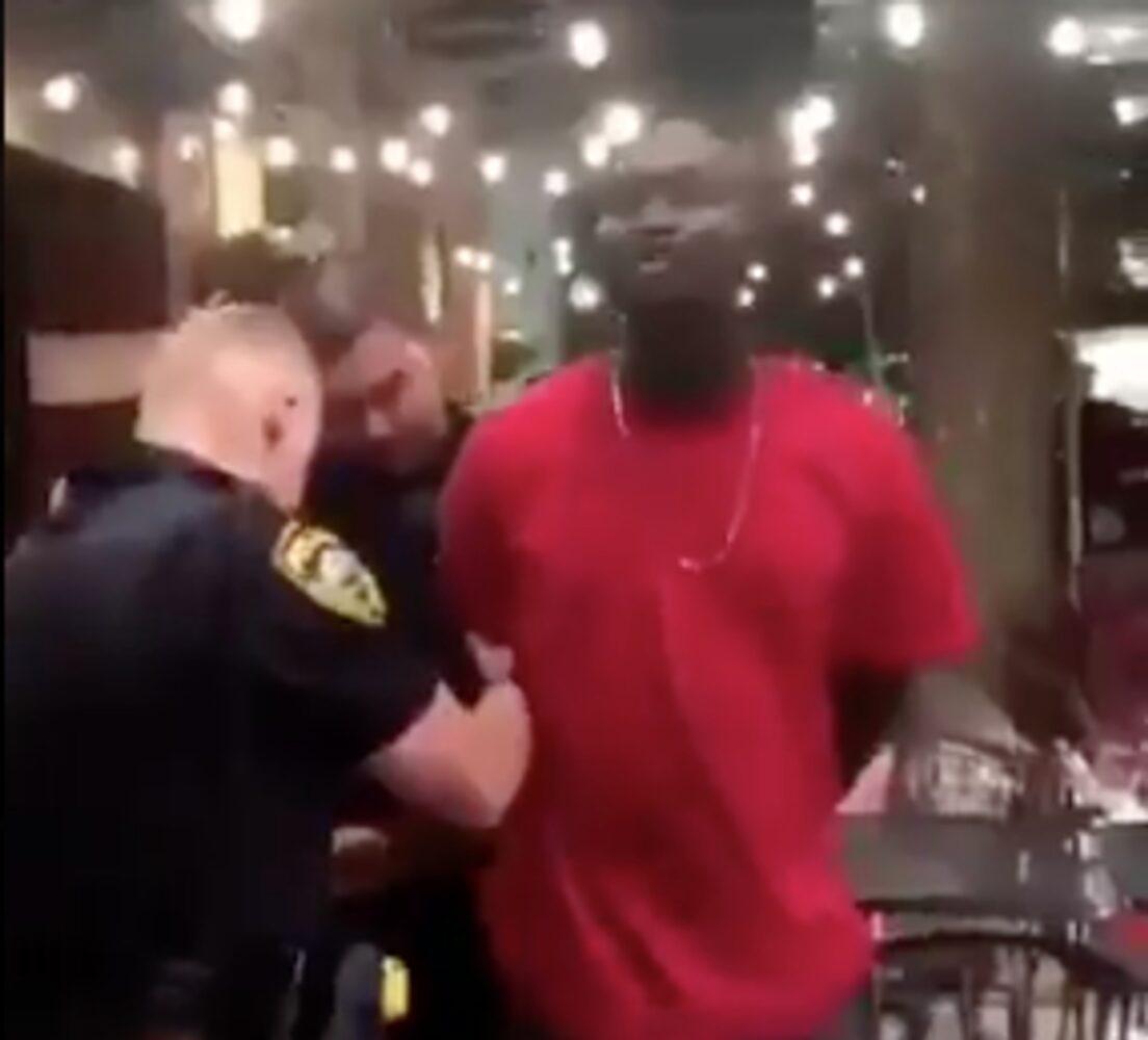 Απίθανη γκάφα! Λευκοί αστυνομικοί συλλαμβάνουν πράκτορα του FBI χωρίς να το ξέρουν