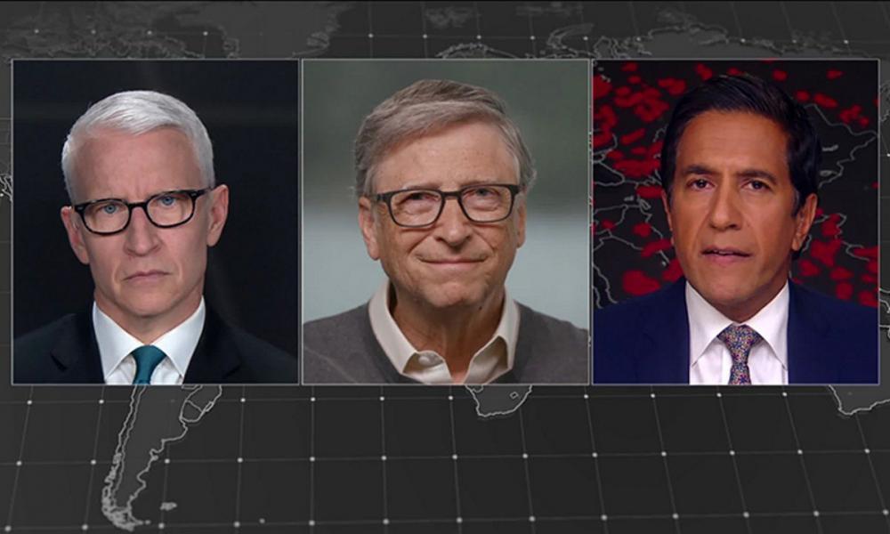 Ο Μπιλ Γκέιτς προβλέπει: Ο ιός θα επιστρέψει δριμύτερος τον Οκτώβριο