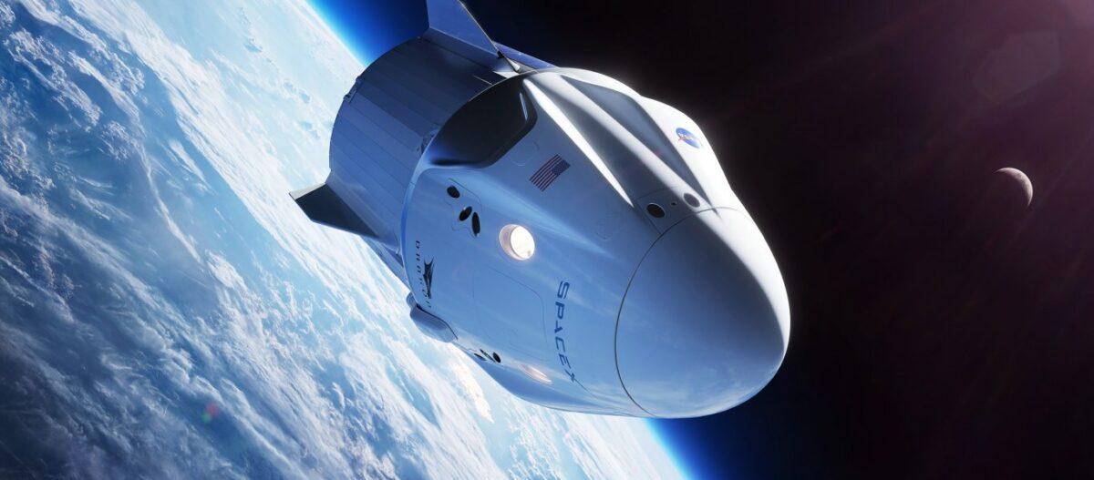 Εντυπωσιακή εικόνα από τη NASA: Η στιγμή που το Dragon της Space-X προσεγγίζει τον ISS (βίντεο-φωτο)