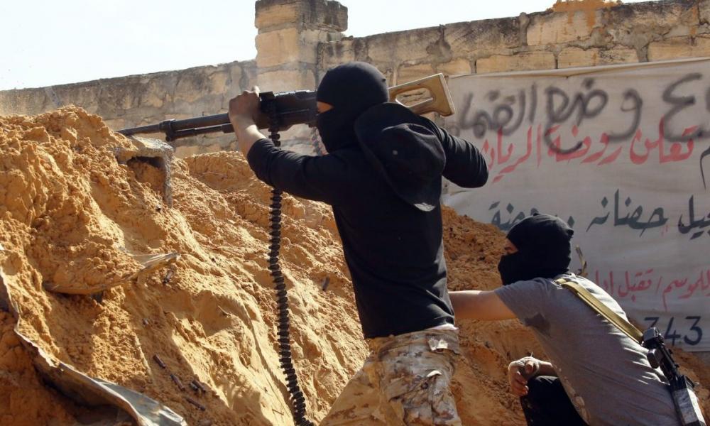 Τούρκοι & τζιχαντιστές λεηλατούν σπίτια & σφάζουν ζώα στην Ταρχούνα – Στρατιωτική εμπλοκή της Αιγύπτου ζήτησε ο Χαφτάρ