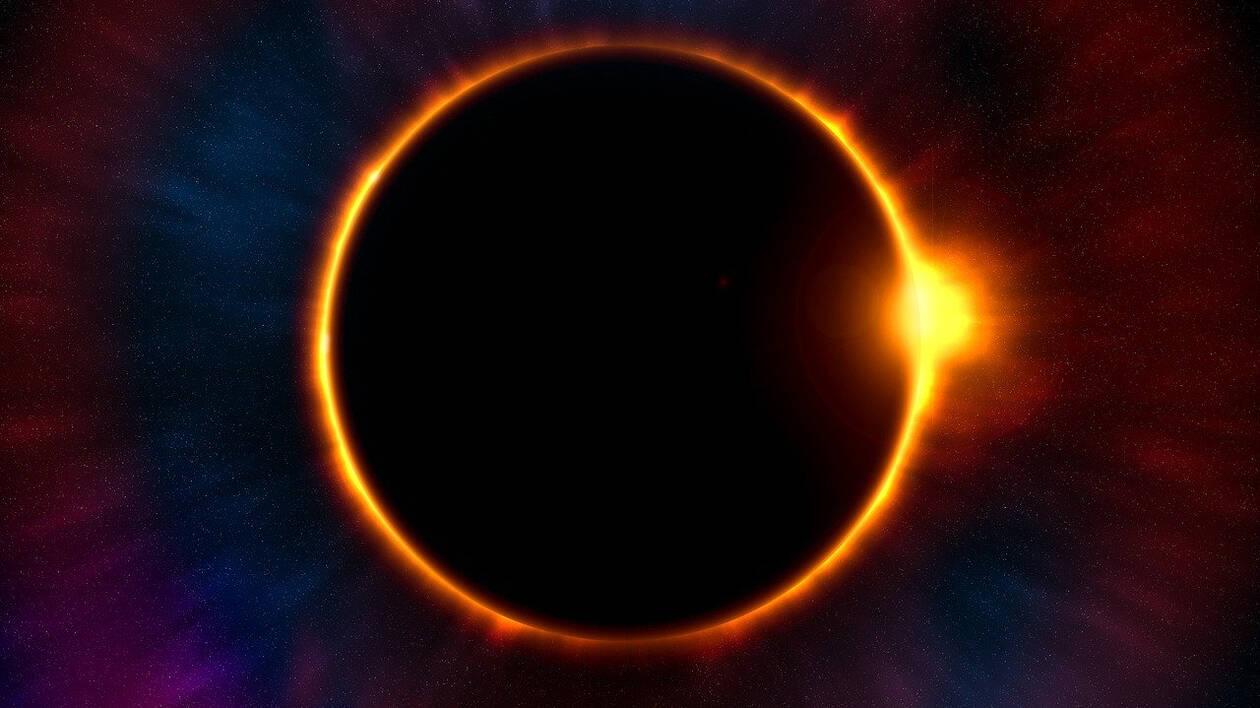 Δακτυλιοειδής έκλειψη Ηλίου την Κυριακή - Πώς θα τη δούμε στην Ελλάδα