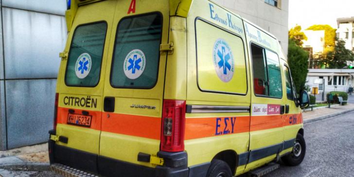 Τραγωδία στη Μυτιλήνη: Νεκρή 40χρονη μητέρα 2 παιδιών