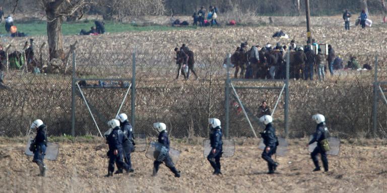 Κινητικότητα από μετανάστες στην πλευρά της Τουρκίας, λέει ο αντιδήμαρχος Φερών
